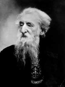 William Booth Money
