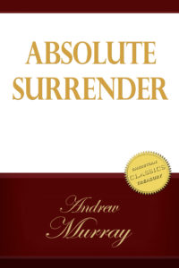 free book absolute surrender andrew murray